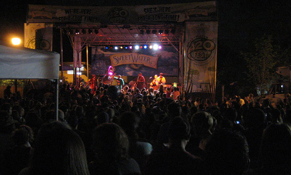 SweetWater 2005 - 420 Fest
