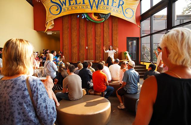 SweetWater Tasting Room